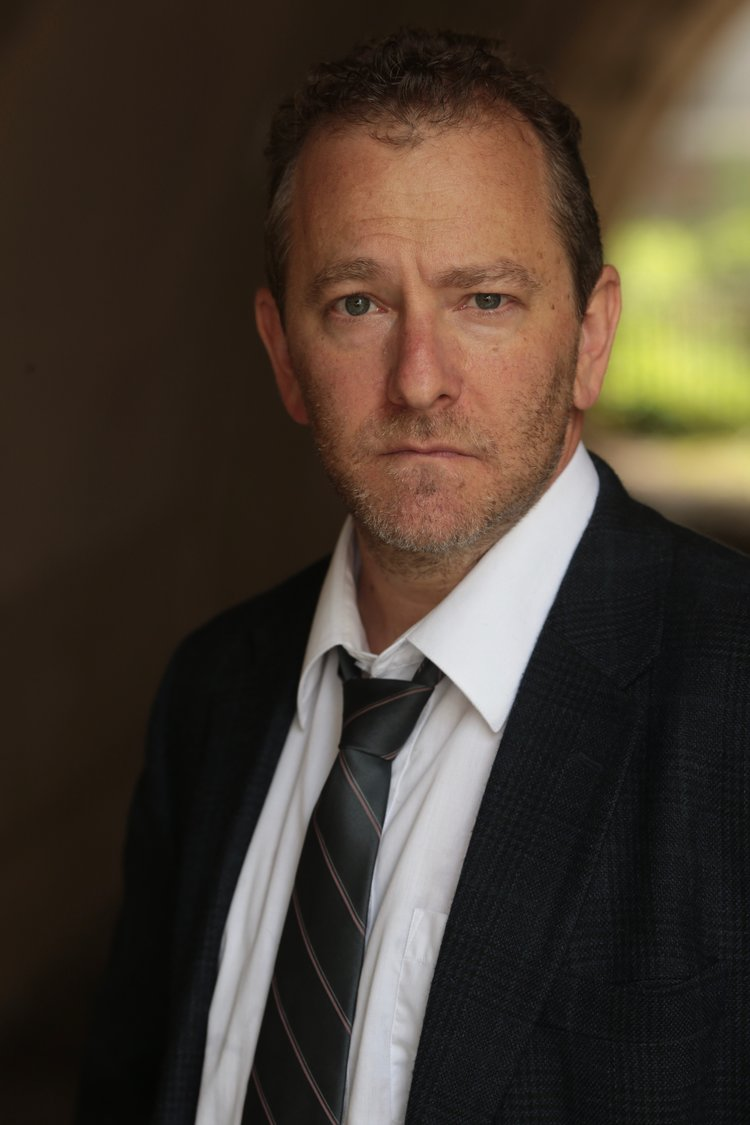 eclectic actor Kevin Kolack - jaded detective