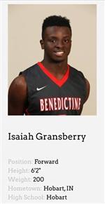 Isaiah Gransberry