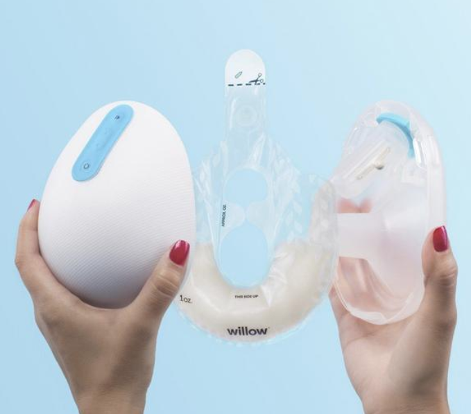 Unsponsored, Honest Review of Willow Breast Pump