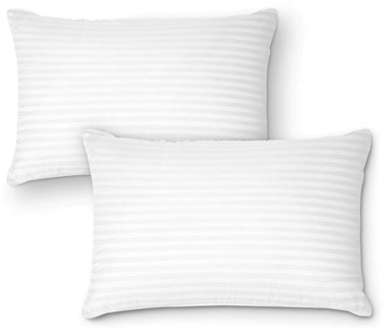 Upgrading the  Guest Pillows  is a sure way to make their stay more comfortable on their bed or Aerobed.