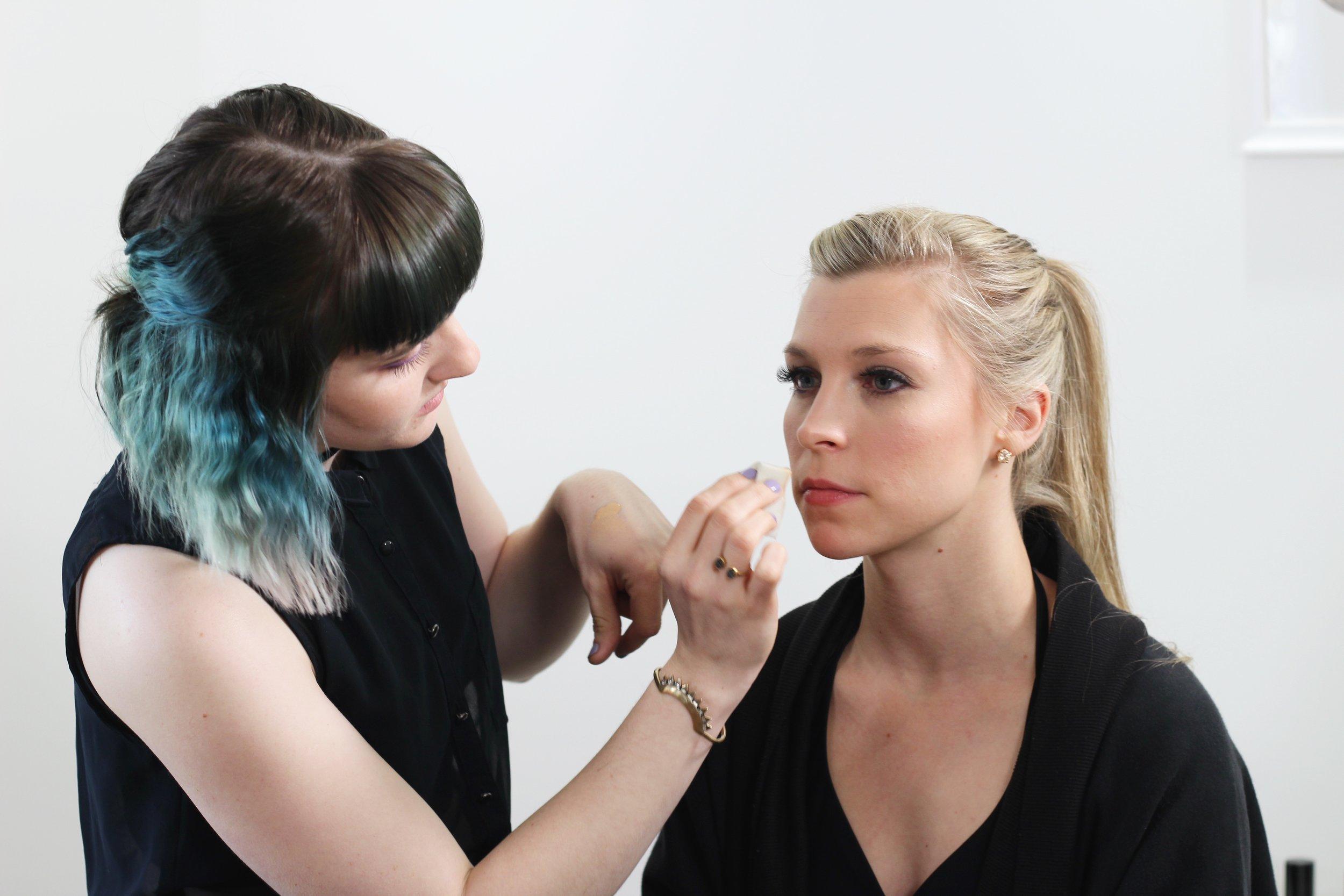 Model: Sarah Chapman