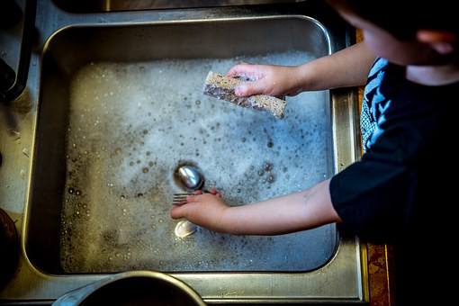 Montessori knew that kids love purposeful work