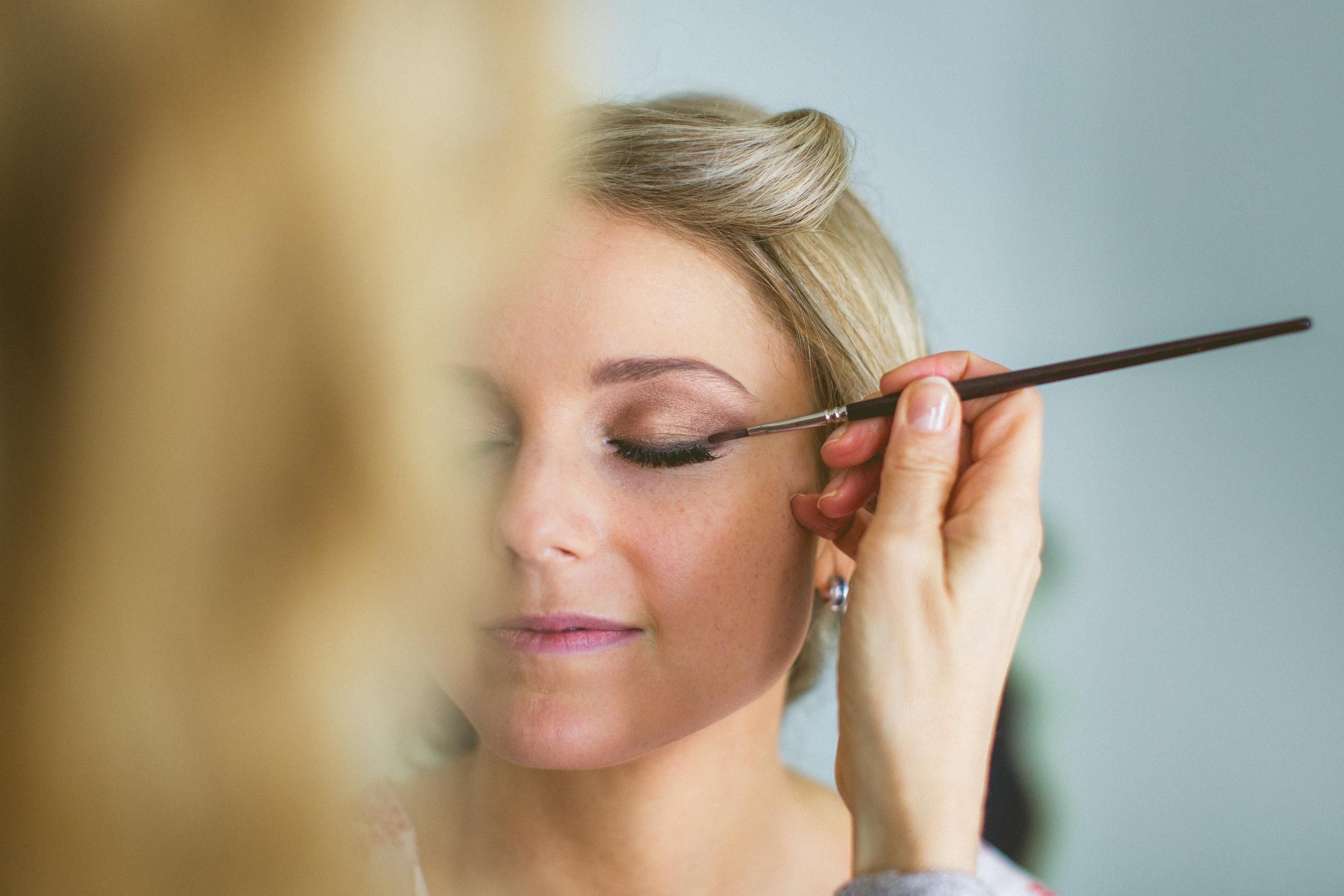 Boston Ma Makeup Artist For Weddings