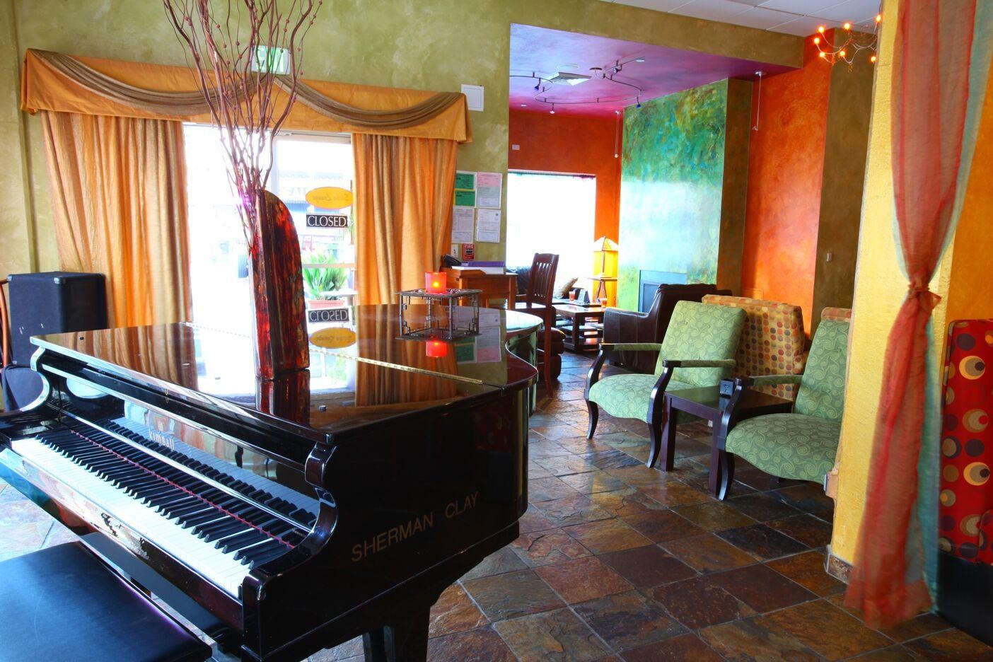 Sheba Piano Lounge