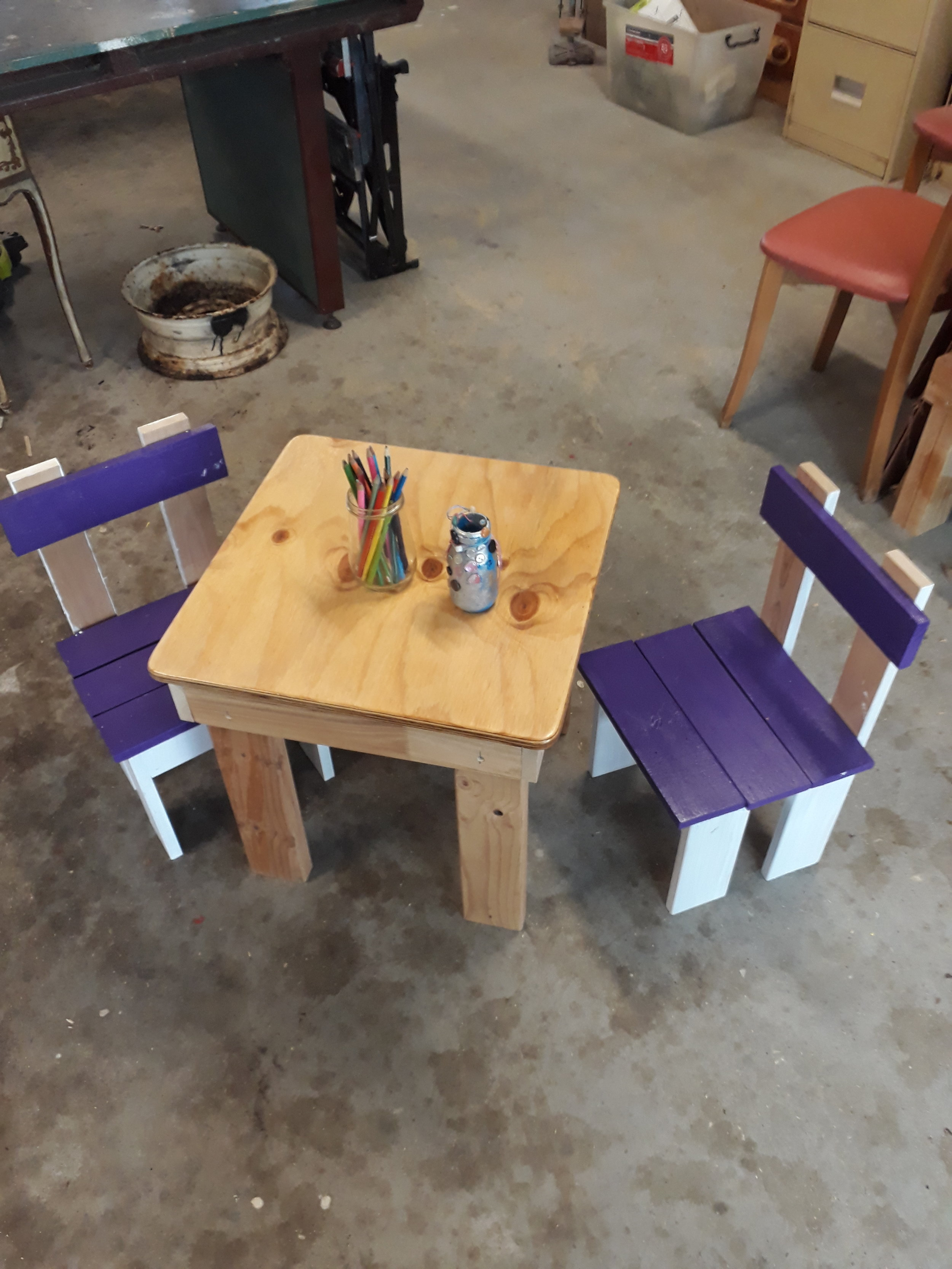 The participants of the QITE Work for the Dole program have built some beautiful children's table and chair sets out of recycled pallets. They can be purchased for $75 for 1 table and 2 chairs. Orders for Christmas are now being taken. Please contact the Mossman Community Centre on 4098 2005. Proceeds go to our Community Development programs.