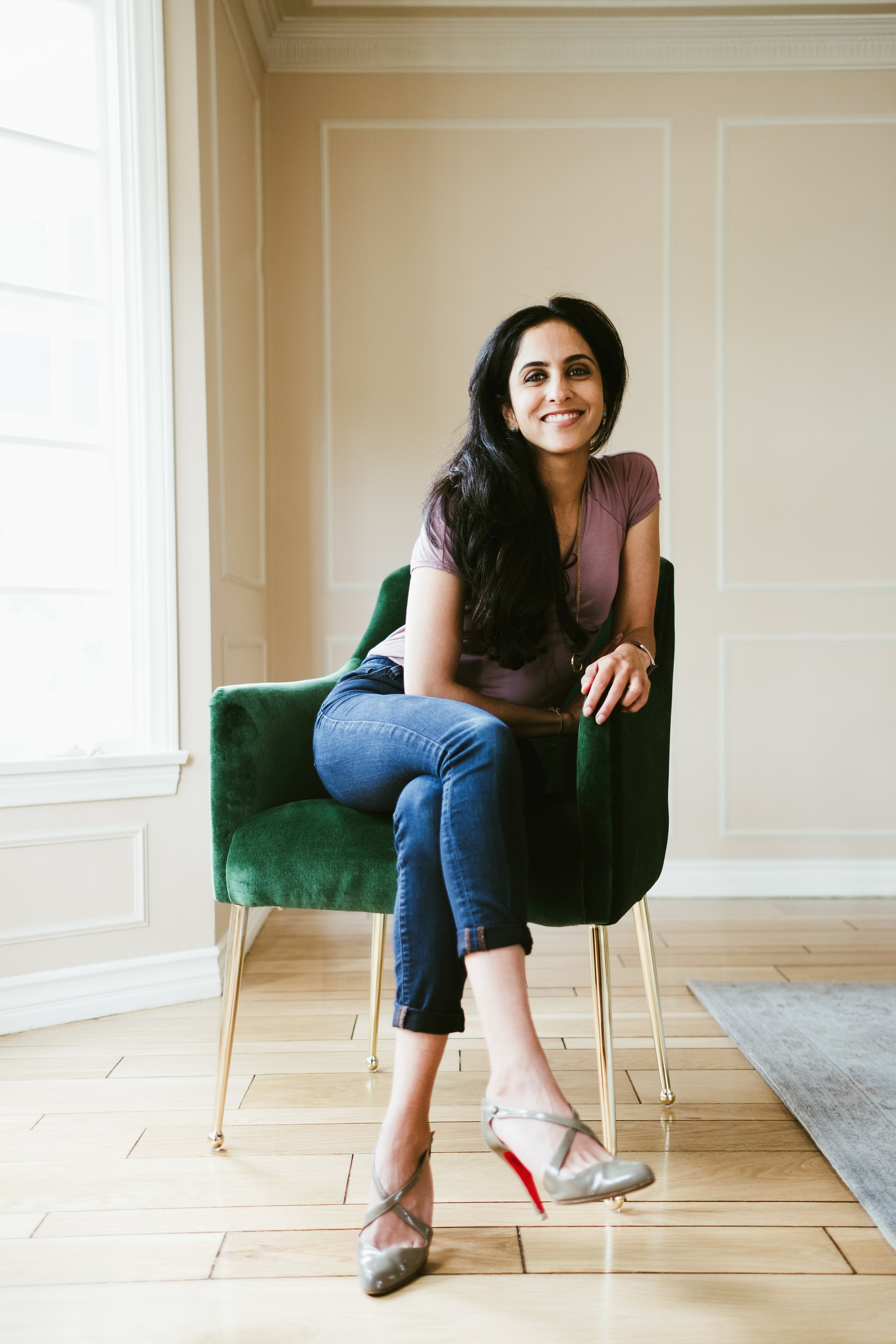 Ranavat Botanics Founder Michelle Ranavat