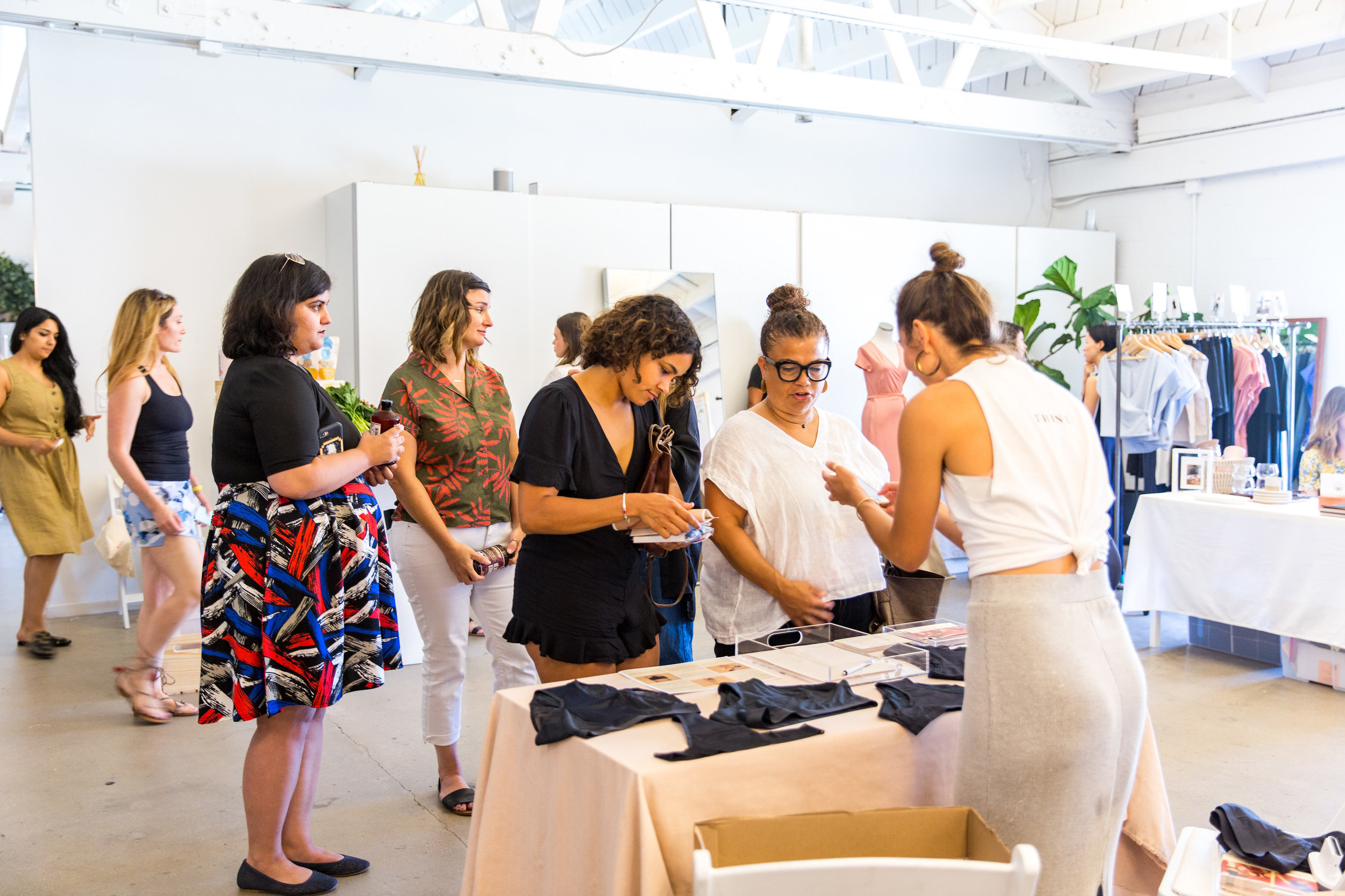 THINX x Bossladies Brand Showcase