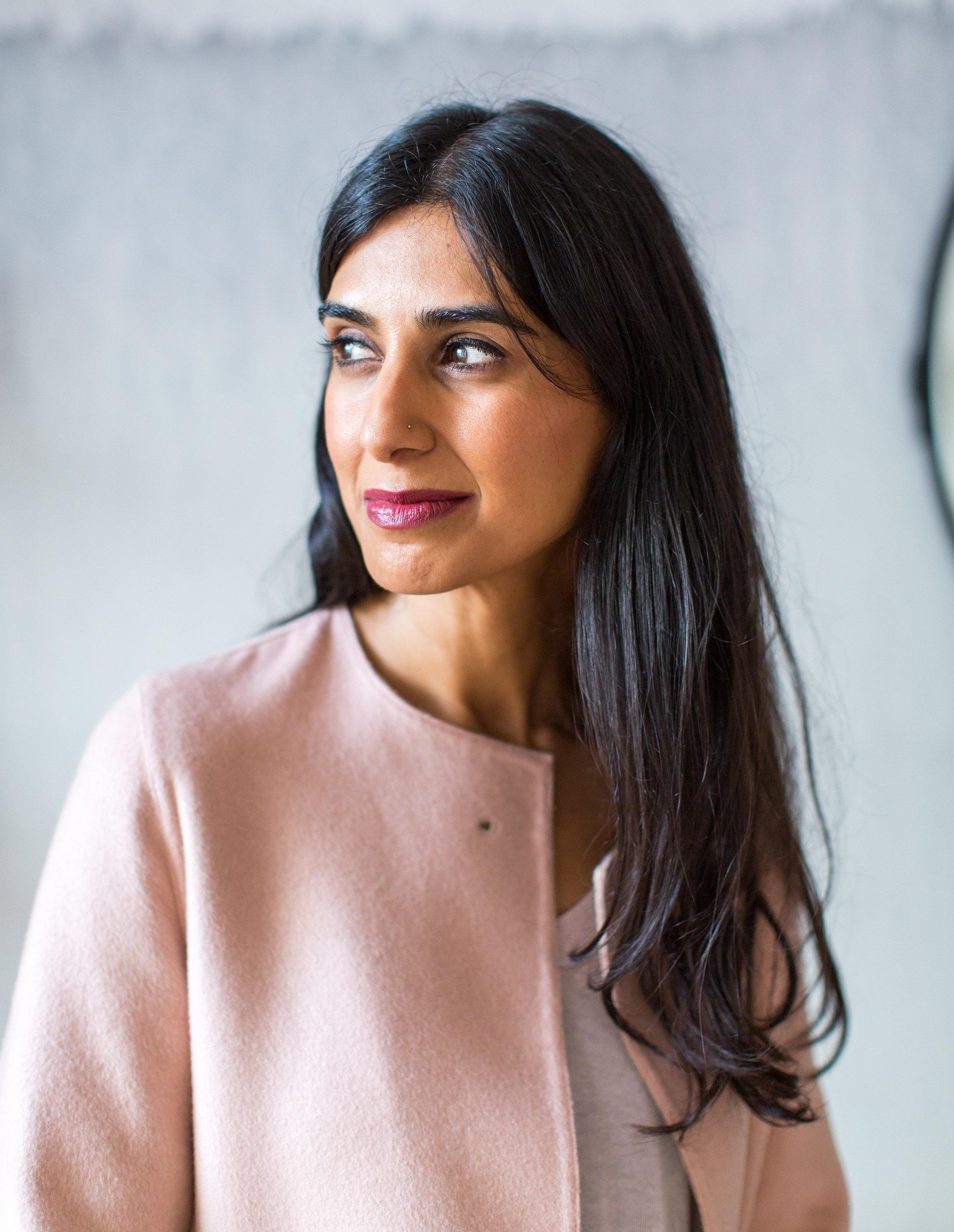 Shilpa Shah, Cuyana - by: Marisa Vitale
