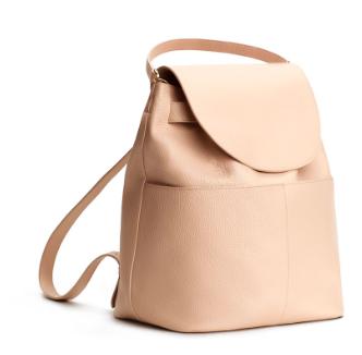 Cuyana Blush Backpack