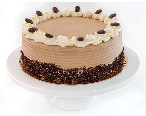 Mocha Butter Cream Cake