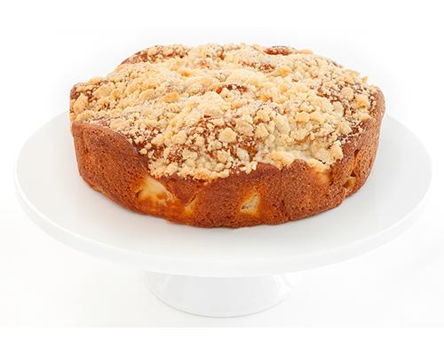 Apple Streusel Cake
