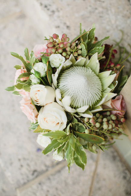 Wedding bouquets, flower girl crowns, page boys, groomsmen buttonholes and more...