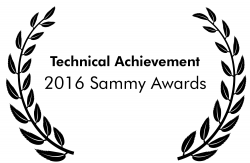 Route 95 won the Technical Achivement award at the 2016 UCSC Sammy Awards.
