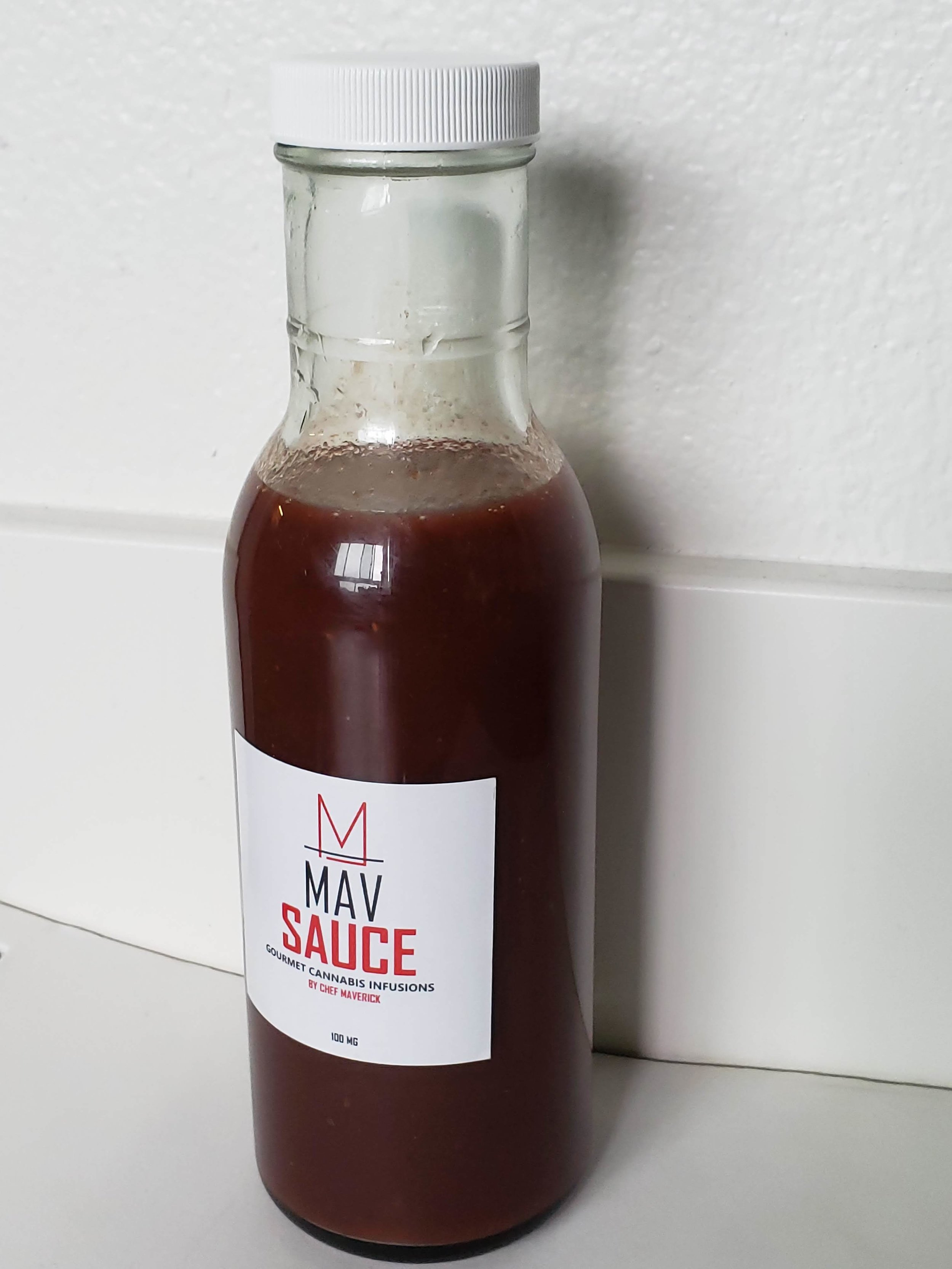 BALSAMIC VINAIGRETTE   CHEF MAVERICK'S SPECIAL INFUSED RECIPE BALSAMIC VINAIGRETTE BLENDED WITH ORGANIC EXTRA VIRGIN OLIVE OIL.   AVAILABLE DOSES : 12 OZ - 150 MG   GLUTEN FREE, SOY FREE
