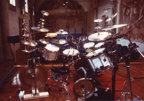 THE METALANGUAGE UNIT   1.0 - 1994 (vista posteriore)