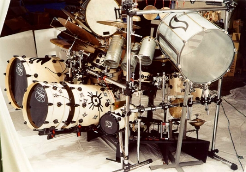 THE METALANGUAGE UNIT   4.0 - 2001 (vista frontale)