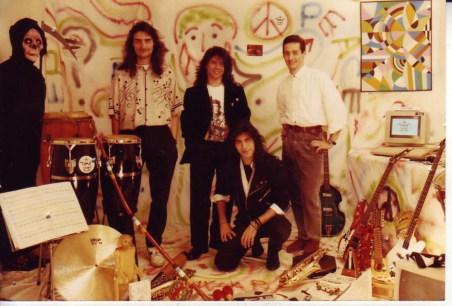 TIME ESCAPE - 1991