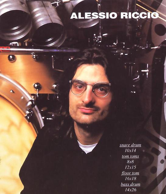 1996 - DRUM SOUND catalogue