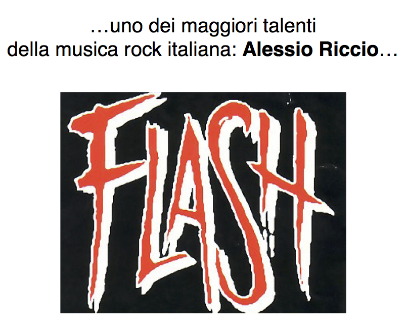 1992 - FLASH magazine