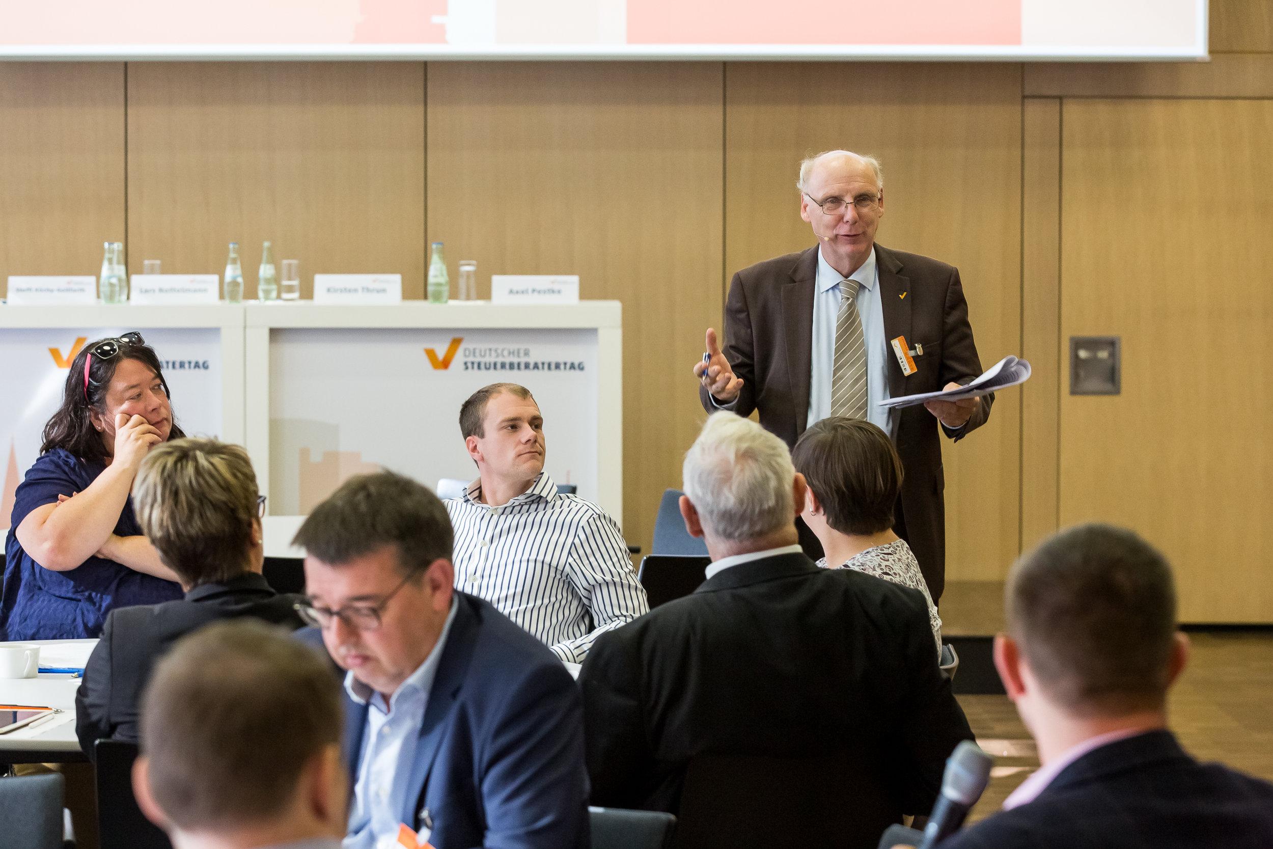 """Workshop """"Kanzleien im Dialog"""""""