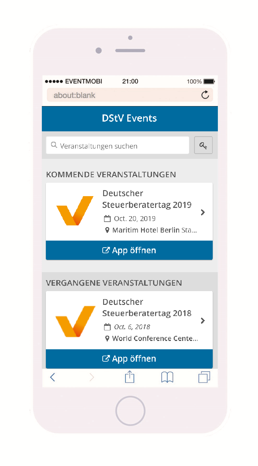 DStV Events