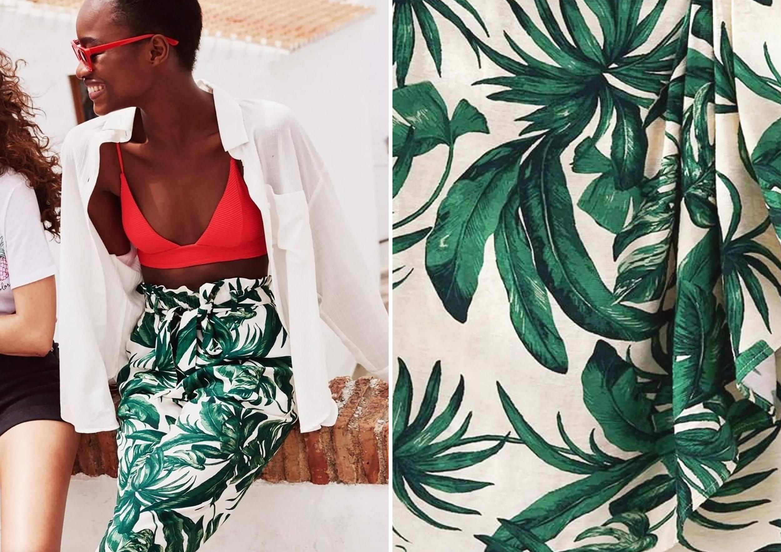 Gotta Leaf - H&M - 2018