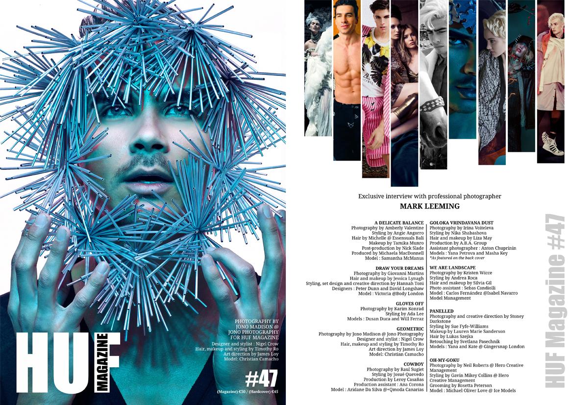 HUF Magazine #47 - March 2016