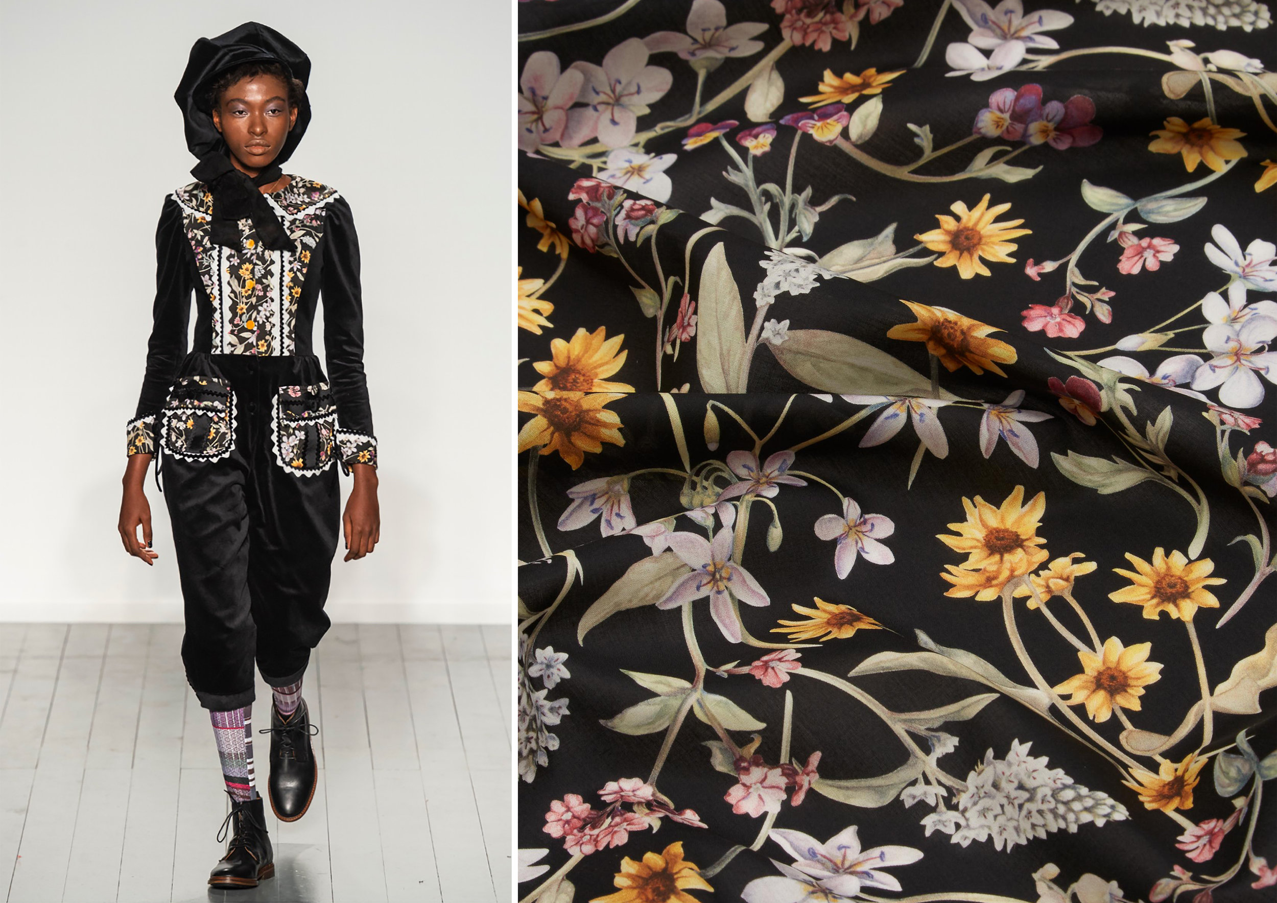 Primavera - Aesthetic Renaissance - Liberty Fabrics AW19