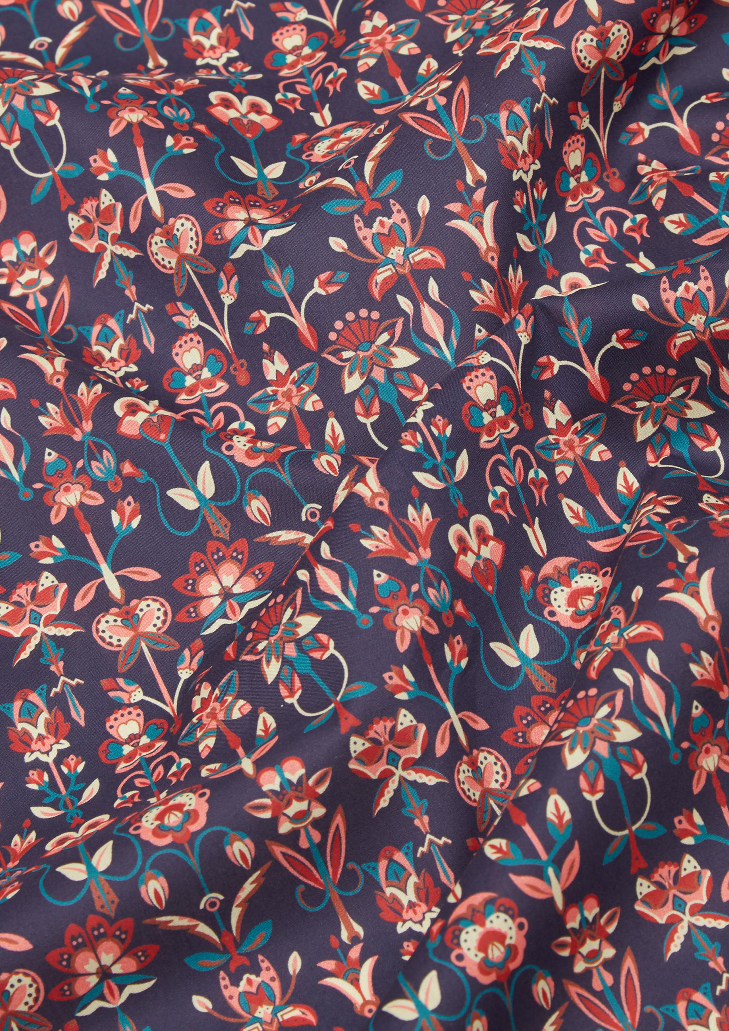 Christoper - Aesthetic Renaissance - Liberty London Fabrics AW19