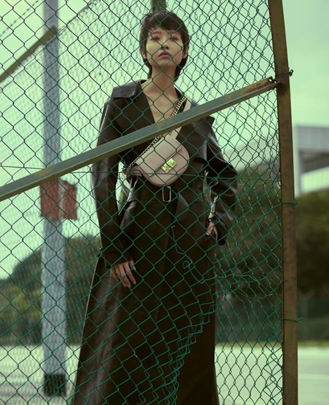 Another shot from my latest fashion story for the November issue of @cosmopolitan_hk! --- Photographer: Shavonne Wong Photography Assist: Zayn Ng @zaynothniel Fashion Stylist: Violet Foo @violetfoocraze & Renee Latiff @xxrsdz Hair and Makeup Artist: Benji Oo @benjioo Model: Jean Yong @jean_yong_ (Now Model Management) @now_model_management Face: YSL All hours @yslbeauty Lips : Revlon color charge lip powder @revlonsg Eyes : urban decay @urbandecaycosmetics Hair: Goldwell Singapore @goldwellsg  #profoto #profotousa #profotoglobal  #fashionphotography #fashionphotographer #femalephotographer #girlgaze #myfeatureshoot #canonasia #canonsg #editorial #beautyphotography #retouch #endlessfaces #astnm #asntm6 #beyondlimits #beautyphotographer @featuredphotographs @retouchingacademy @fashionphotographyappreciation @portraitfeature