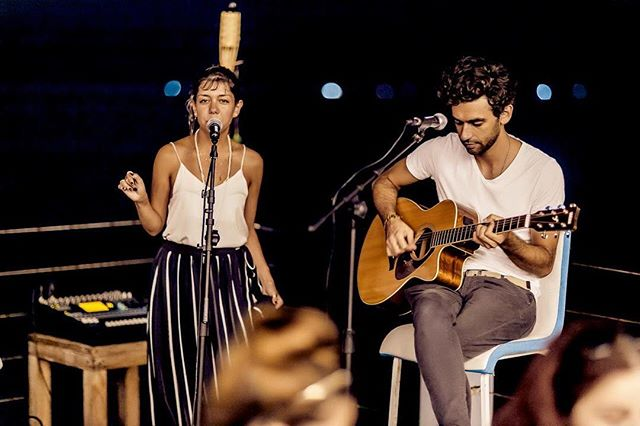 Pictures from our Sunset session with Marylin & Alan are now online.  Live band every Saturday.  For Reservation: 01 366 222  #MadameBleuBeirut #MadameBleuPatio #MadameBleu