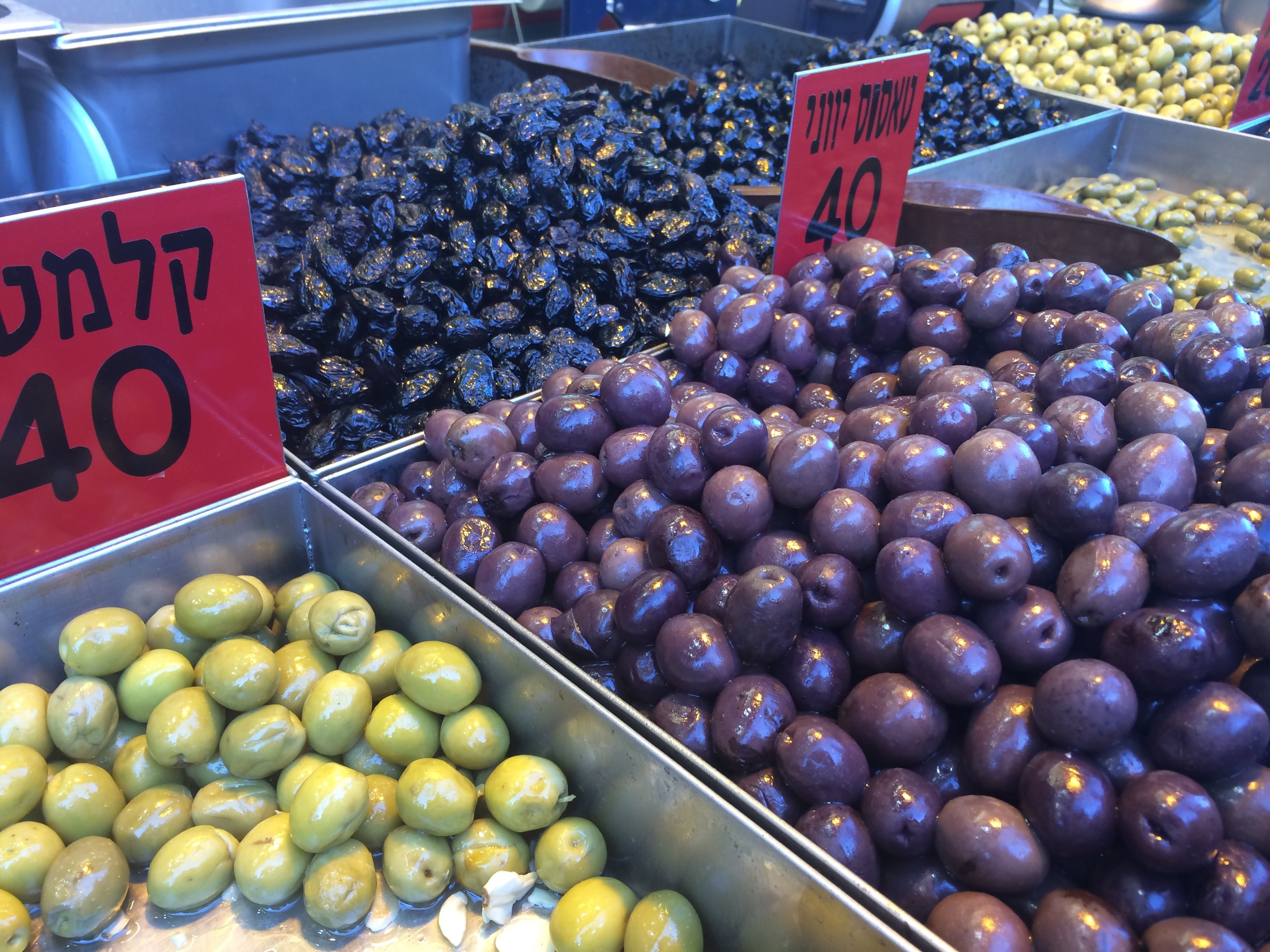 Olives © Traverate