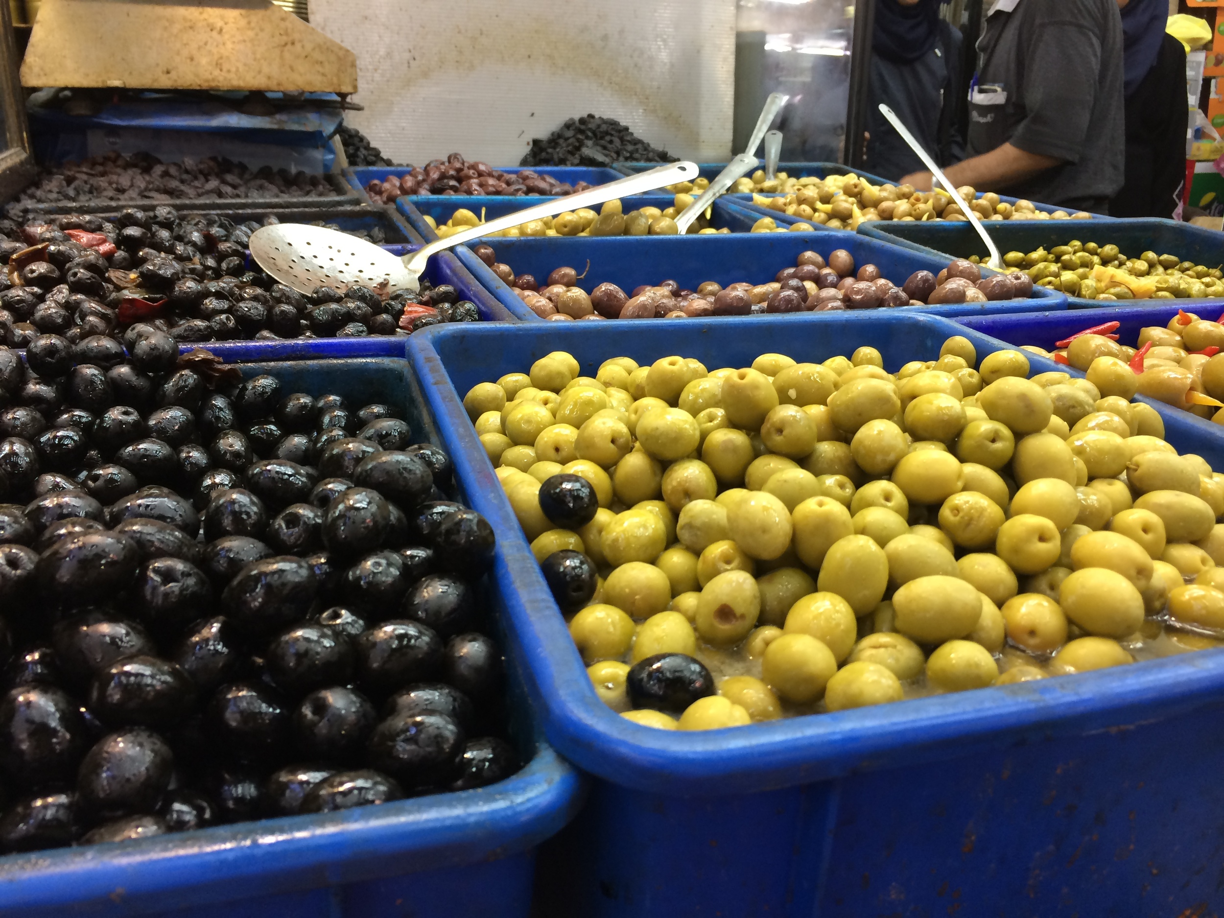 More olives © Traverate