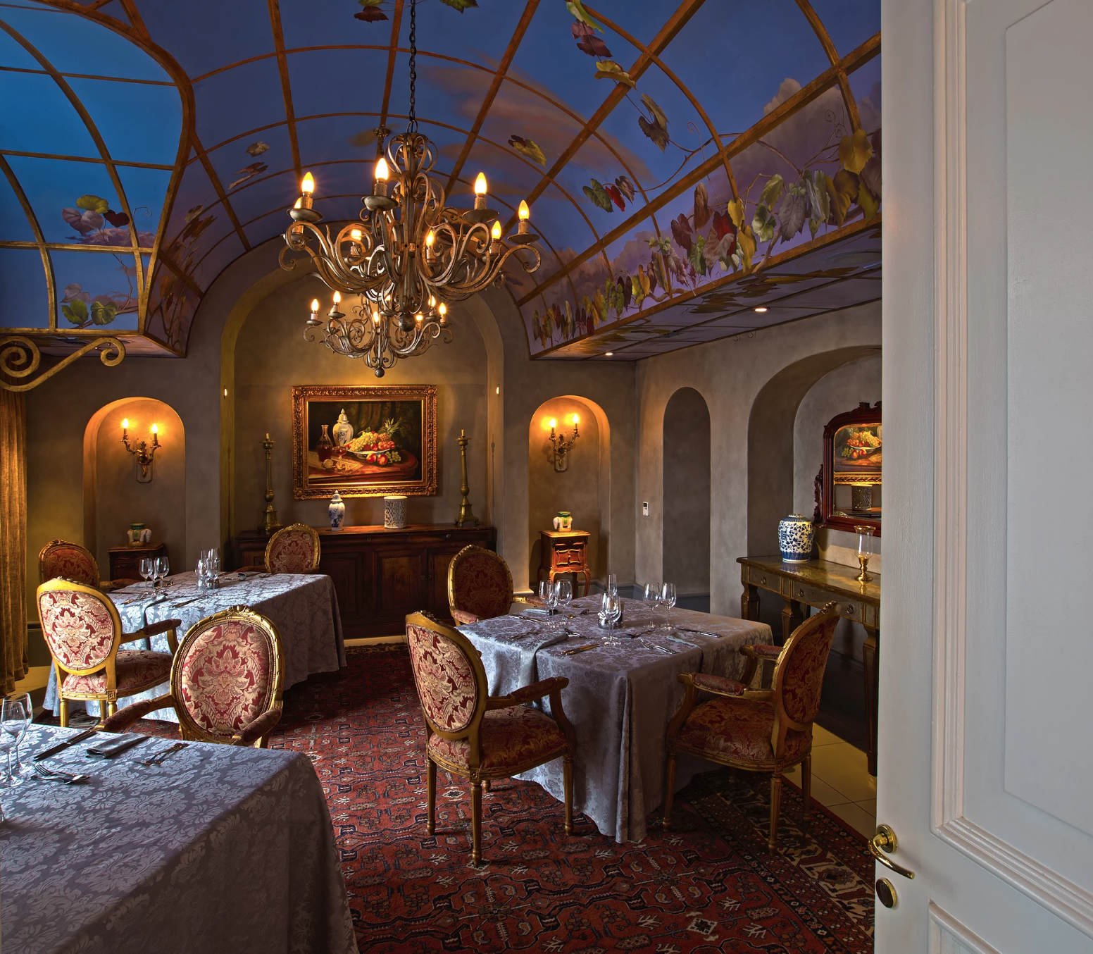 Dining Room © The Munro Boutique Hotel