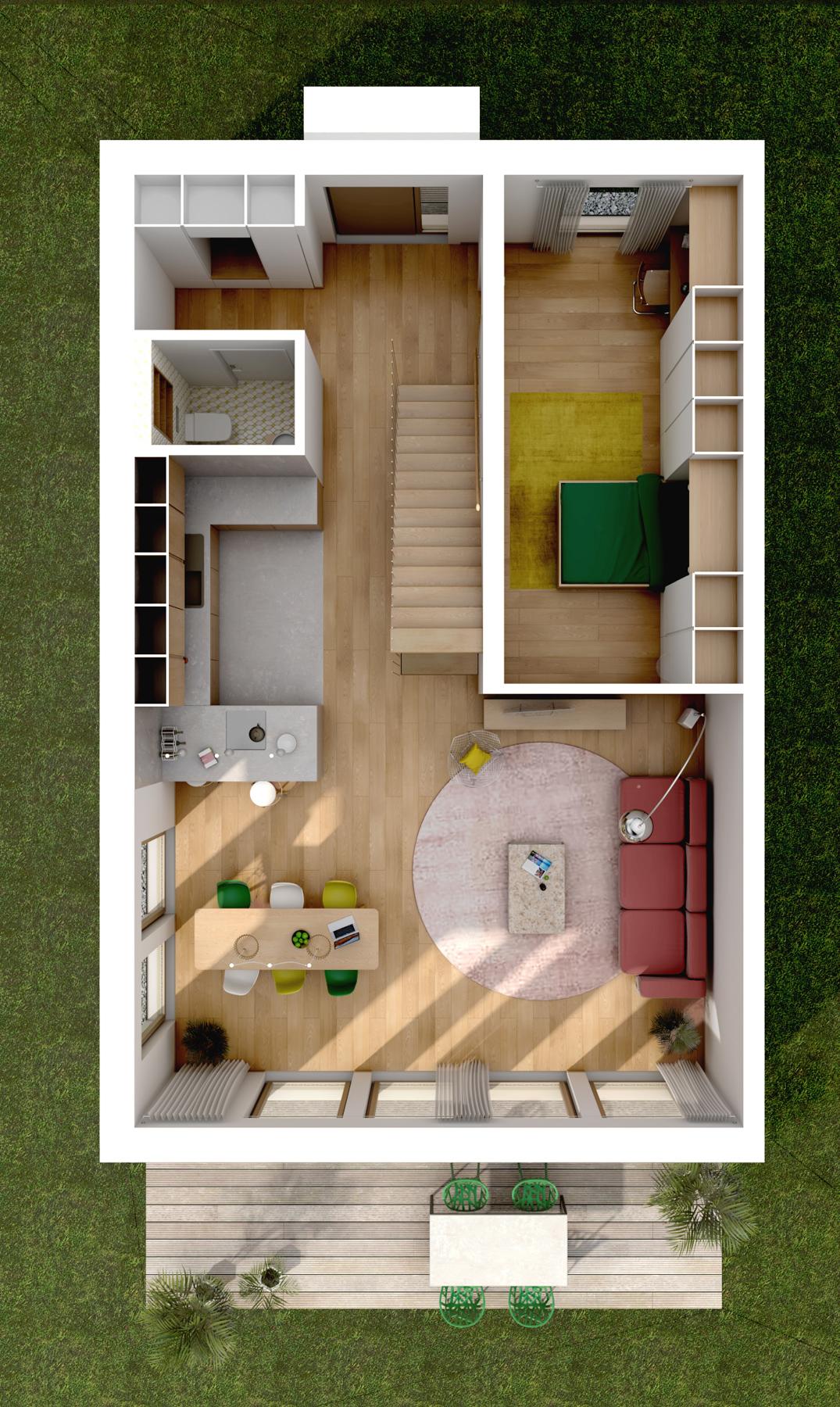 Haus Typ A EG