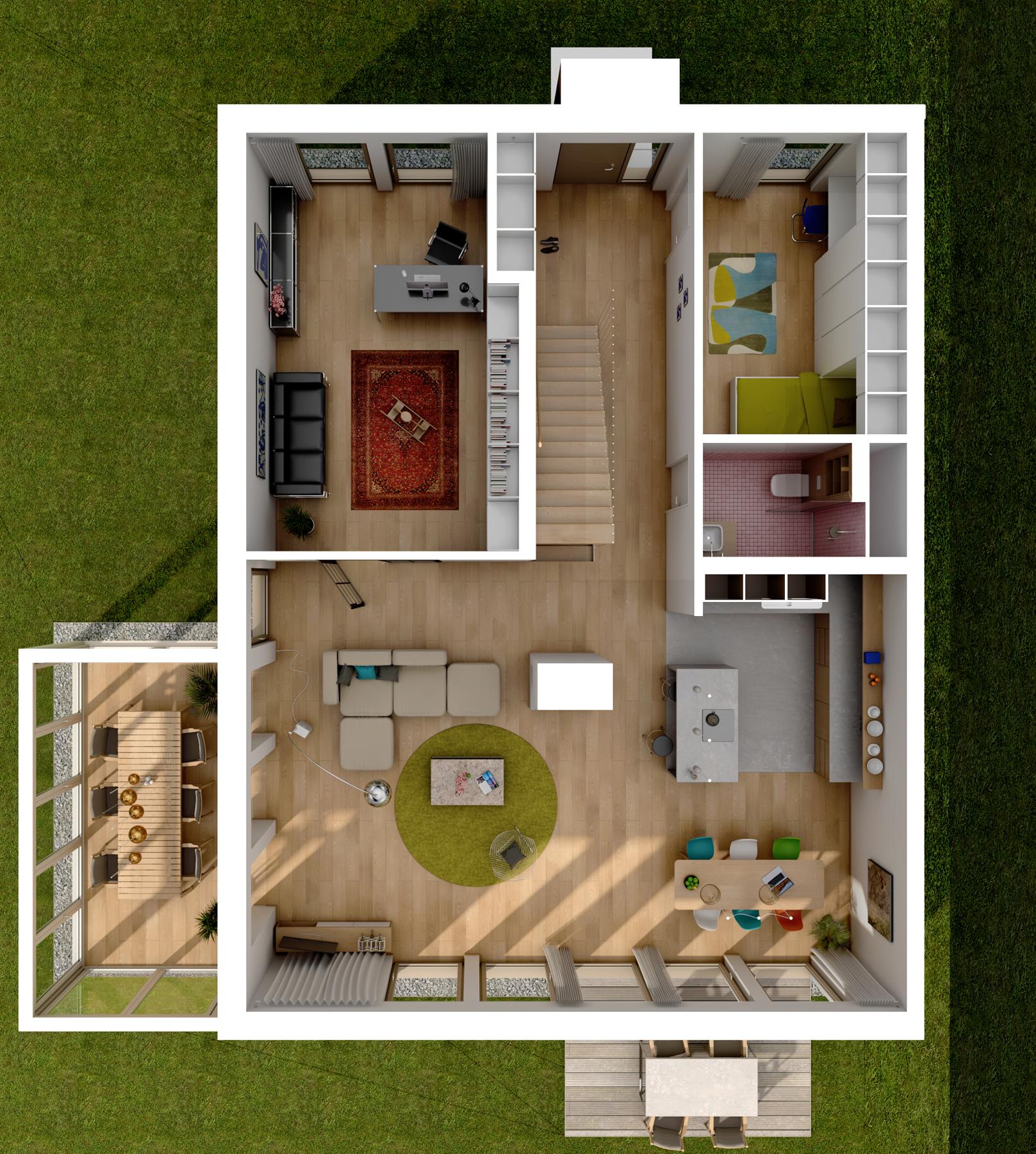 Haus Typ C EG
