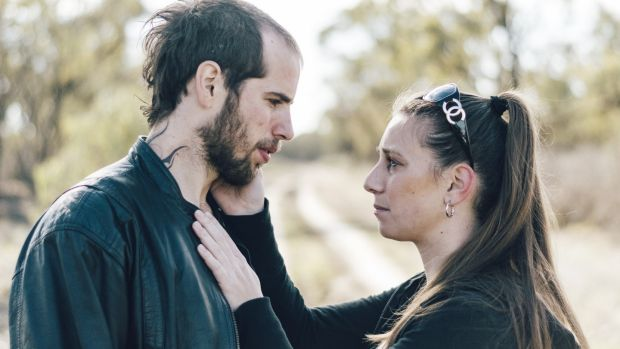 Tristan Barr & Chelsea Zeller in Watch The Sunset
