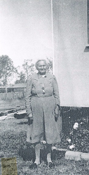 Great-great Grandmother Annie, Charleville, QLD, date unknown.