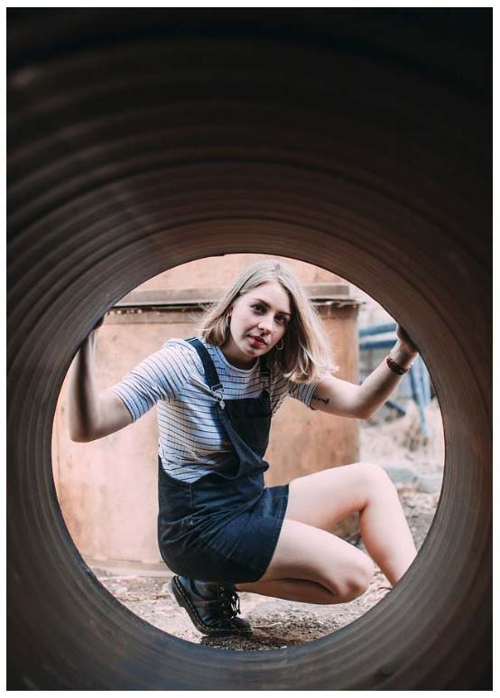Photograph credit of  Rachel Claire