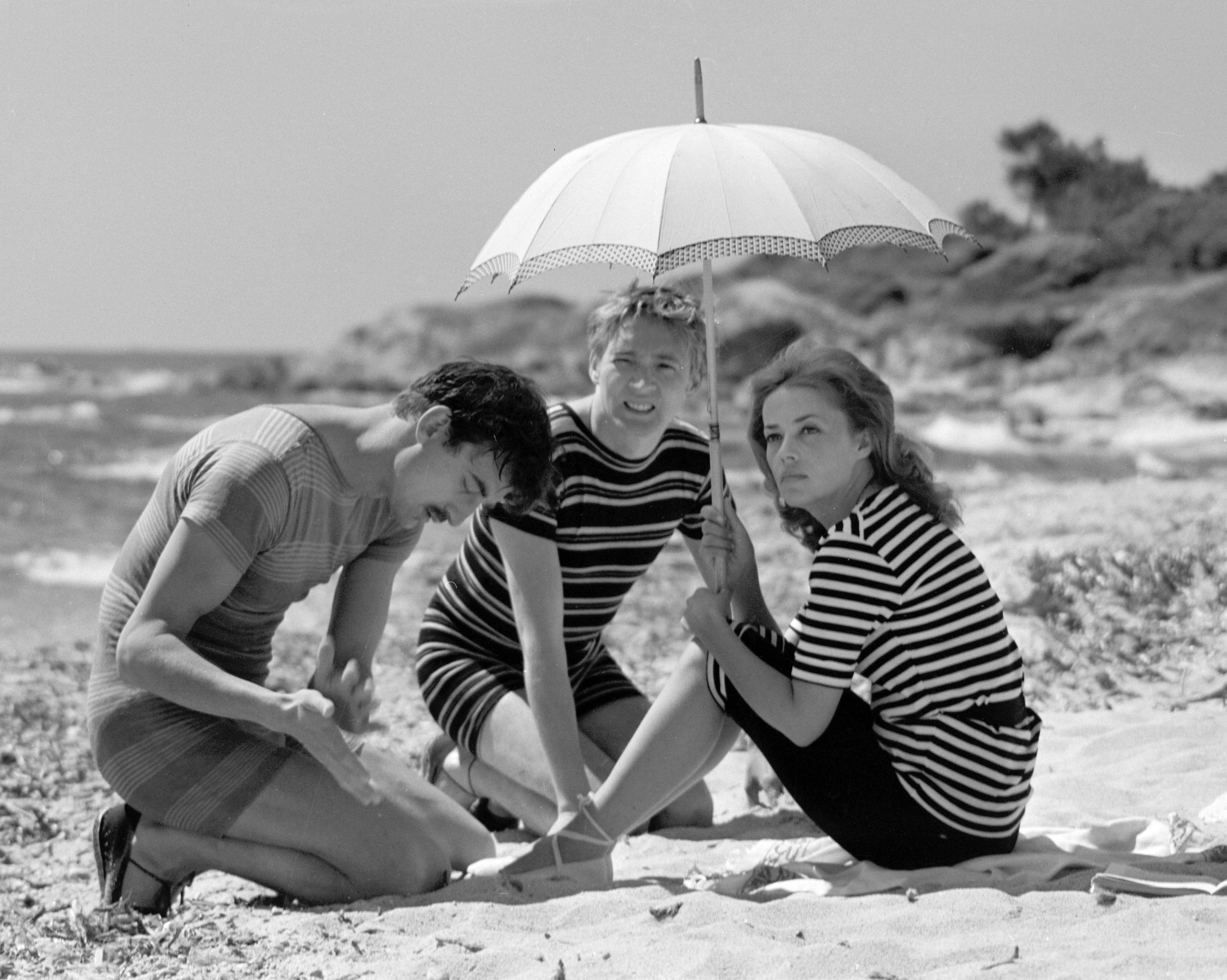 A shot from Jules et Jim (dir. Francois Truffaut), which is one of the 6 films to be screened.