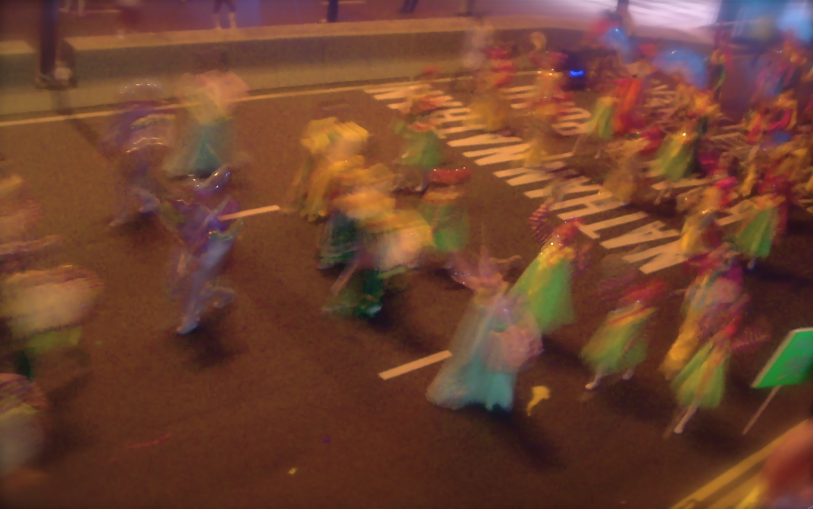 Chinese New Year's Parade: Dancers