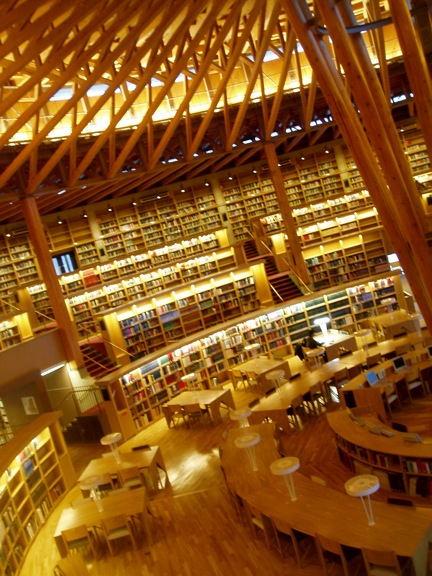 Spaceship Library