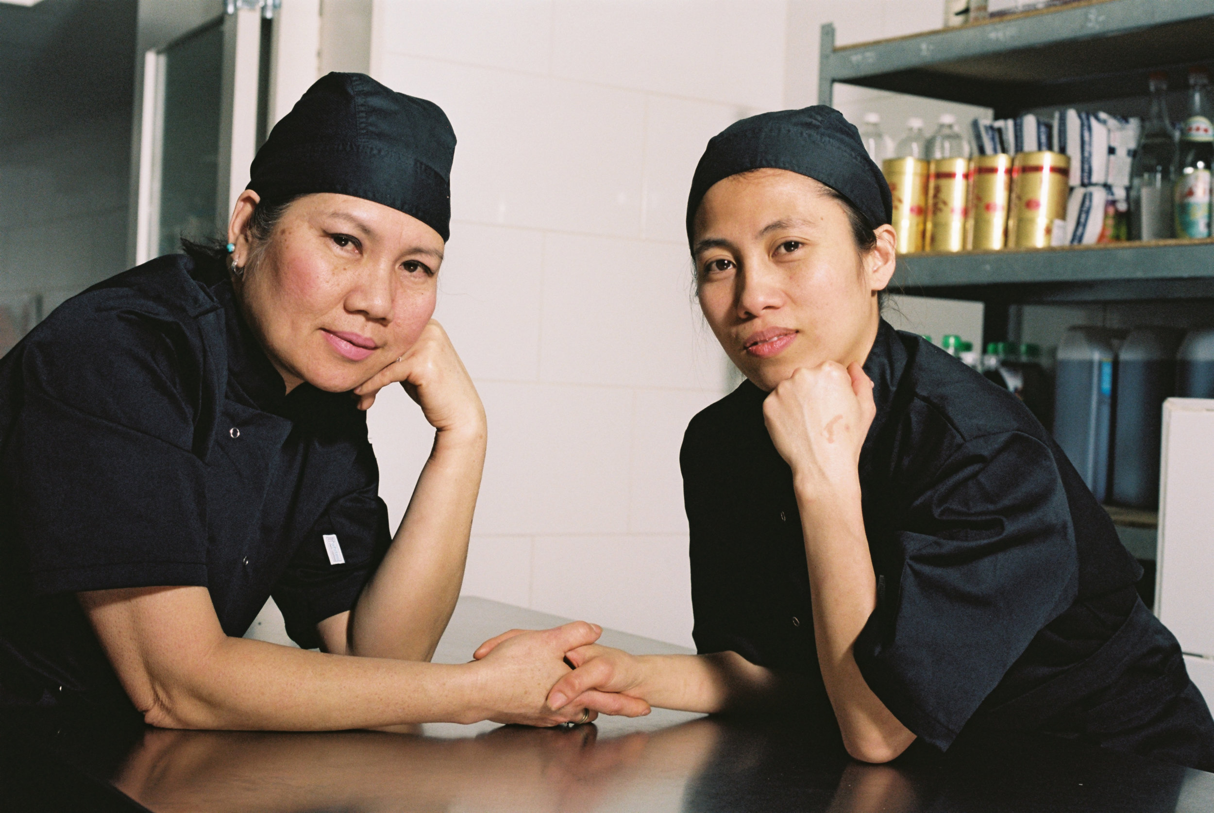 Lan & Hao - Team Saint Gilles