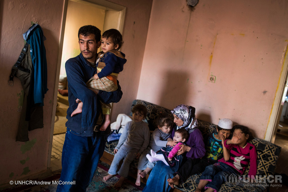 foto: unhcr/andrew mcconnell