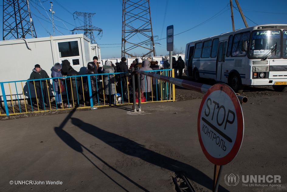 FOTO: UNHCR/JOHN WENDL