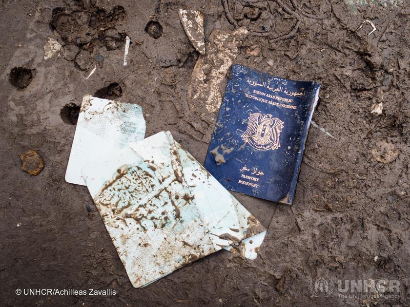 FOTO: UNHCR/ACHILLEAS ZAVALLIS