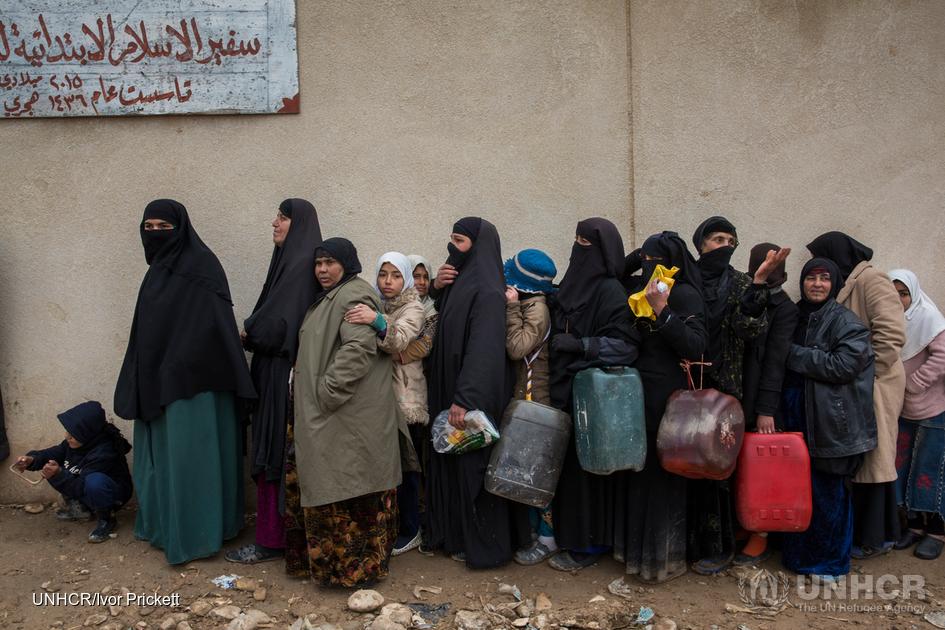 FOTO: UNHCR/IVOR PRICKETT