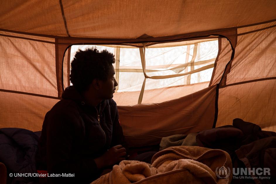 På grunn av alvorlige menneskerettighetsbrudd i Eritrea, får nesten alle eritreiske asylsøkere beskyttelse i Norge.  foto: unhcr/olivier laban-mattei