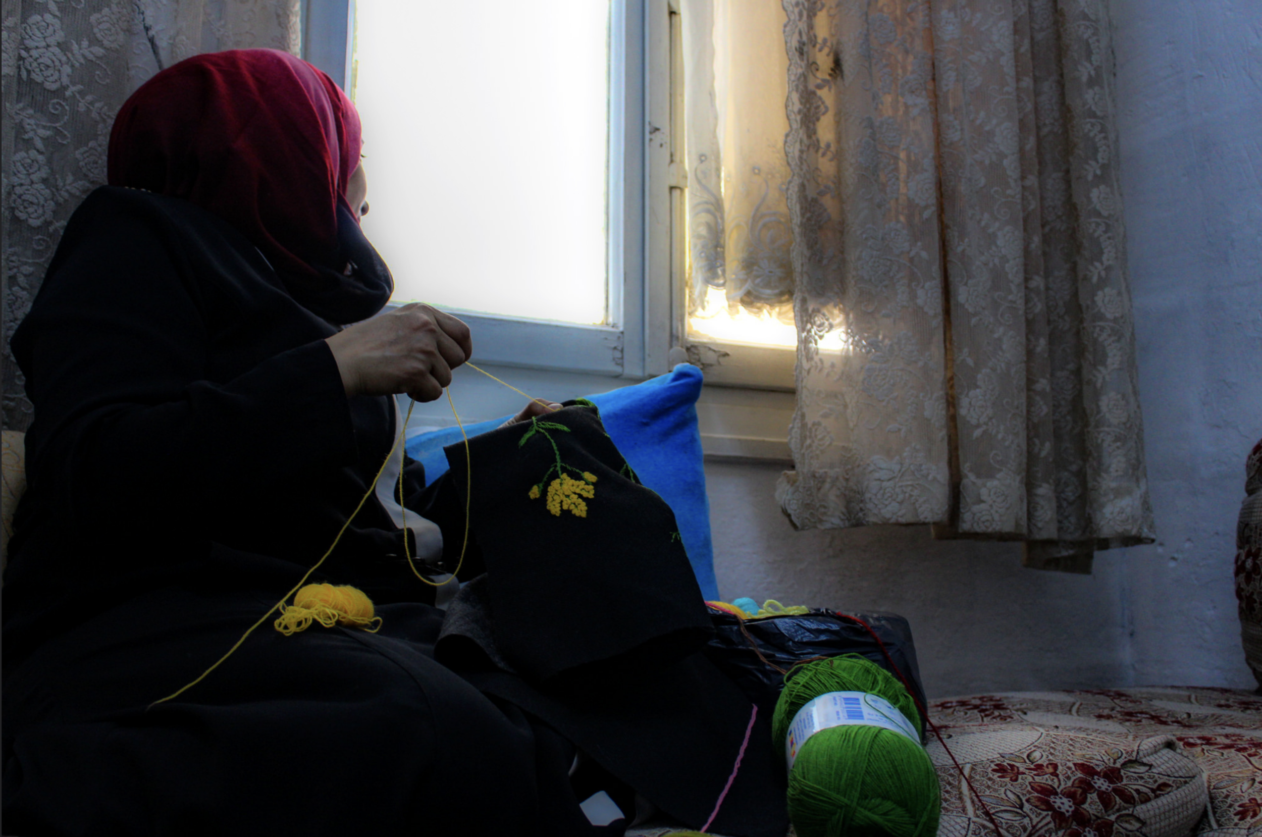 Situasjonen for flyktninger i tyrkia er krevende.  Foto: UN Women