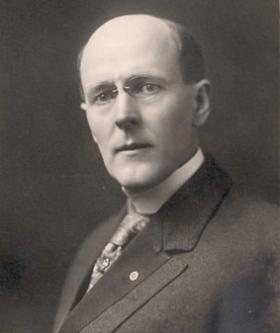 Rotary Founder: Paul P. Harris